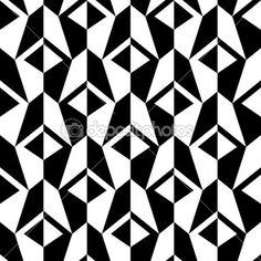 Геометрический узор — Векторное изображение © magenta10 #31446301