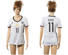http://www.yjersey.com/germany-11-klose-home-euro-2016-women-jersey.html Only$35.00 GERMANY 11 KLOSE HOME EURO 2016 WOMEN JERSEY Free Shipping!