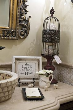 1000 images about bird cages diy on pinterest bird for Bird themed bathroom accessories