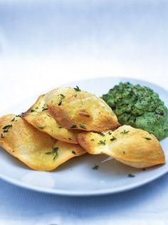 Vegetarian Tortillas | Vegetables Recipes | Jamie Oliver Recipes