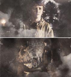 Rickon Stark ~ Game of Thrones Fan Art