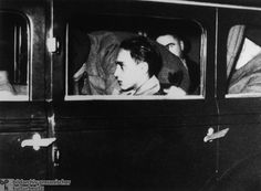 To avenge the abduction of his Polish Jewish parents in Germany, 17 year old Herschel Grynszpan, living in Paris, on November 7, 1938, walked into the German Embassy and shot Third Secretary, Ernst vom Rath. For Adolf Hitler, the shooting provided an opportunity to incite Germans to 'rise in bloody vengeance against the Jews'. It supplied the pretext for massive Nazi pogroms launched against Jews in Germany, Austria and the Sudetenland - the orgy of Kristallnacht, the Night of Broken Glass.