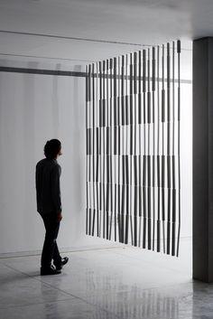 17 Screens © Ronan & Erwan Bouroullec