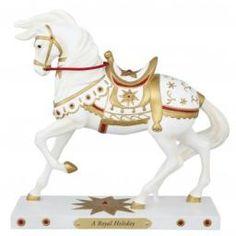Painted Pony Royal Holiday Figurine