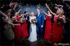 Winter Wedding at East Riddlesden Hall - Siobhan & James - Zen Photographic - Wedding and Portrait Photographer Manchester