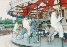 Ghost Photographs by Angela Deane | iGNANT.de