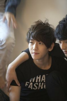 EXO TOWN: Baek Hyun 백현 and tao