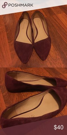 Madewell plats Lightly used - leather flats Madewell Shoes Flats & Loafers