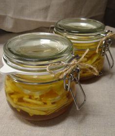 Něco na zimu: Med, citron a zázvor
