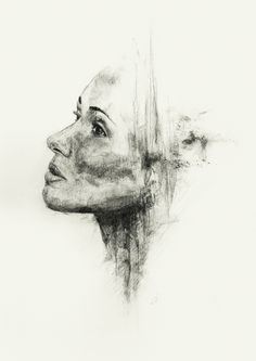 Watersoluble sketching pencil on paper, Richard Stark ART Free Motion Quilting, Art Sketches, Sculptures, Gallery Wall, Inspiration, Drawings, Illustration, Artwork, Stark