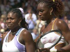 Wimbledon: Venus vs. Serena Williams through the years via @USATODAY