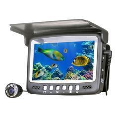 """97.35$  Watch here - http://ali49n.worldwells.pw/go.php?t=32601034311 - """"15M 4.3"""""""" Underwater 800TVL Ice Fishing Camera Fish Finder VIdeo Camera 8 Infrared LED Sunvisor"""" 97.35$"""