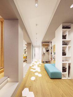 Zarysy Jan Sekuła - Pracownia Architektury, Wnętrz i Designu - Back To The Future Back To The Future, House Design, Cabinet, Storage, Interior, Modern, Furniture, Home Decor, Feels