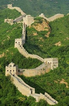 Tales about seeing the Great Wall of China from space are a little far fetched.