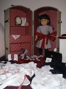 American Girl doll, Samantha. Rich bitch.