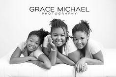 photography, black and white, sisters, portraits, posing, african american children, black