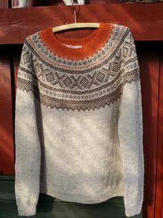 H hobbyside: Mariusgenser i Peru Alpaca light. Fair Isle Knitting, Hand Knitting, Knitting Patterns, Chunky Knitwear, Hand Knitted Sweaters, Knit Picks, Alpacas, Dress Me Up, Knitting Projects