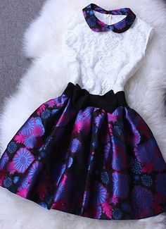 7 Amazing Skater Dresses 2nd One Is My Favorite-Best Skaters-Skater Dress-Most beautiful outfits-