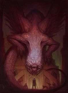 Morbid Fantasy — The Terror of Undermountain by John Tedrick Monster Art, Monster Concept Art, Fantasy Monster, Monster Design, Dark Fantasy Art, Fantasy Artwork, Creature Concept Art, Creature Design, Arte Horror