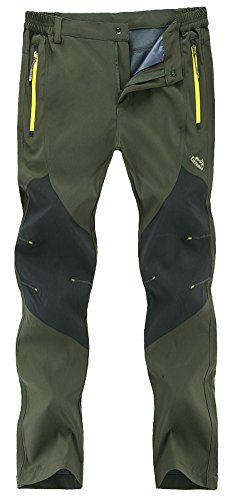 Singbring Men's Outdoor Lightweight Waterproof Hiking Mountain Pants -- See this awesome image @ https://www.amazon.com/dp/B01C7GJDMK/?tag=fitnessztore-20&cd=170716184510