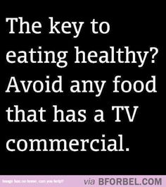 It's Easy To Eat Healthy…