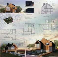 Architecture board tip inspiration banner exploded perspective cut Architecture Panel, Architecture Portfolio, Concept Architecture, Interior Architecture, Computer Architecture, Presentation Board Design, Architecture Presentation Board, Architectural Presentation, Planer Layout