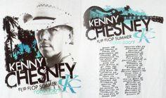 Kenny Chesney Flip Flop Tour 2007