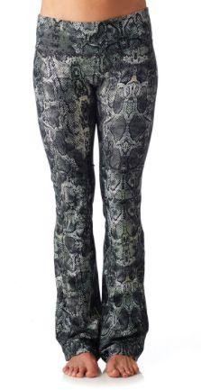 1d0b528896935 Yoga Flare- Anaconda | PRISMSPORT | Fashionable Yoga Tops, Pants & Athletic  Apparel