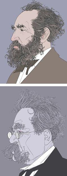 Illustrations by David Johnson