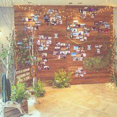 いいね!214件、コメント1件 ― wedding designerさん(@takigawa.tsg)のInstagramアカウント: 「*VISTA* ゲストが受付をする待合スペースは おふたりの旅の想い出ボードを。 ウッドのパネルにモスで貼り付けたのは ロードトリップにてアメリカを 横断した時の実際のルート!…」 Welcome Boards, Route 66, Wedding Designs, Wedding Decorations, Photo Wall, Wedding Day, Display, Frame, Nature