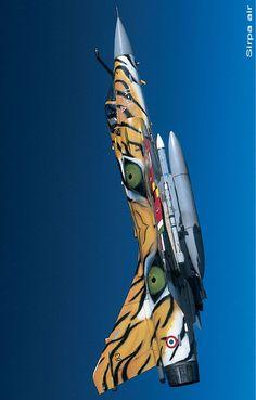 Mirage 2000 Tiger