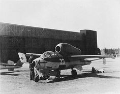 Heinkel He 162 A « Volksjäger »