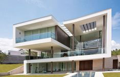 Incredible  Contemporary Architecture: Casa Hacia el Rio Residence in Ecuador