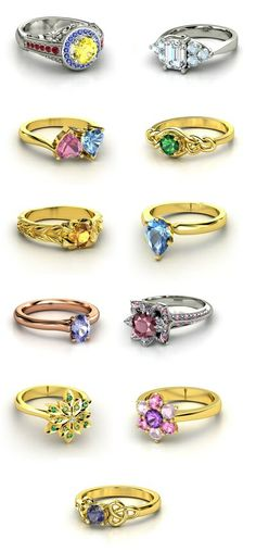 TOP 18 UNBELIEVABLE DISNEY ENGAGEMENT WEDDING RINGS Disney