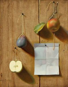 Noah Buchanan Trompe L'Oeil with Fig 2012