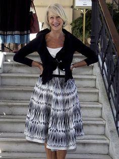 Helen Mirren at the Venice Film Festival 2006