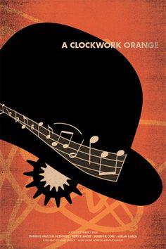 A Clockwork Orange - Brandon Schaefer