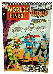 World's Finest Comics #164, Feb., 1967