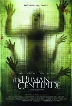 The Human Centipede First Sequence 2009 is a Dutch horror movie that is a sequel to The Human Centipede II Full Sequence 2011 and