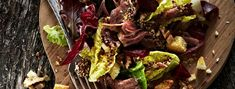 Salat med confiteret and Food And Drink, Favorite Recipes, Beef, Meat, Ox, Ground Beef, Steak