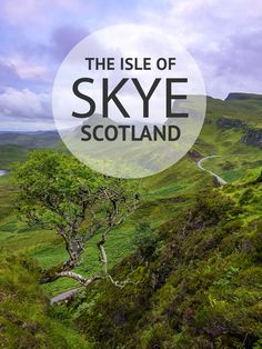 Isle of Skye Scotland and things to do when traveling there More