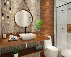 Fascinating Bathroom Design Decor Ideas (refresh your mind.) - Bong Pret The plan of contemporary bedroom produces a tranquility which makes the feeling even more prevalent. It can be quite a very authentic. All the designs. Relaxing Bathroom, Shower Panels, Shower Curtains, Modern Bathroom, Bathroom Ideas, Master Bathrooms, Bathroom Designs, Small Bathrooms, Bathroom Renovations