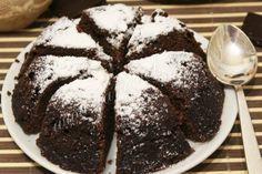 Čokoládový dort z mikrovlnky za 5 minut | NejRecept.cz