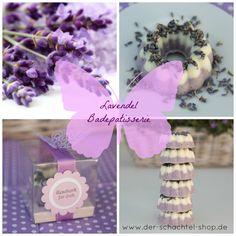 Mit Lavendel kann man tolle Sachen machen. Er duftet herrlich und bringt so ein mediterranes Flair ins Haus. Dieses Mal habe ich mich an Lavendel Bade-Muffins und auch Badebomben gewagt. Das Rezept dazu gibt es wieder am Ende des Blogbeitrages.