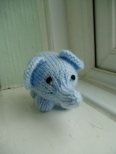 Ravelry: Mini Elephant pattern by Aine Marriott