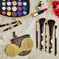 Here's a peek at the upcoming #SephoraCollection and #Minnie exclusive products only at @sephora! Now, tag that bestie who will love this   Coming in April 2016  #makeup #cosmetics #beauty #SephoraCollection #MinnieStyle #Disney #Sephora