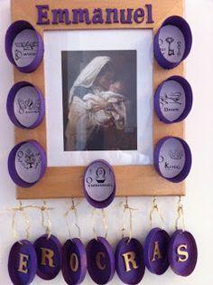 O Antiphon House Christmas Books, All Things Christmas, Christmas Holidays, Xmas, Christmas Carnival, Christmas Decorations, Holiday Decor, Advent Season, Advent Wreath