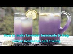 Je limonade op smaak brengen met lavendel is een geweldige manier om de verbazingwekkende geneeskrachtige eigenschappen van lavendel te gebruiken. Lavendel is een prachtig aromatisch kruid dat de zintuigen kalmeert.