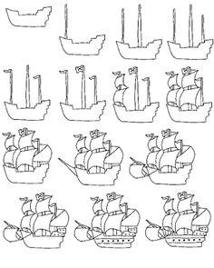 Die 16 besten Bilder zu schön | Schiffszeichnung ...