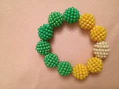 Beaded Bracelet Available at www.Trinketboxx.com